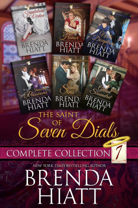 Saint of Seven Dials Complete Collection