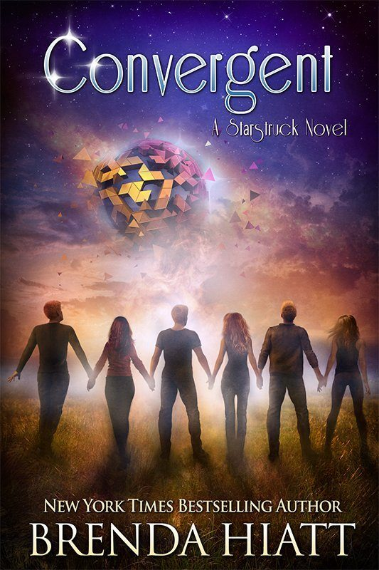 Convergent cover new Starstruck novel