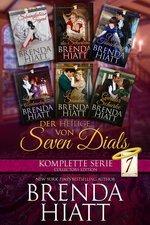 Der Heilige von Seven Dials Sammelband Collector's Edition Cover
