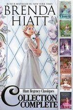 Brenda Hiatt Regency Classiques Collection complète couverture