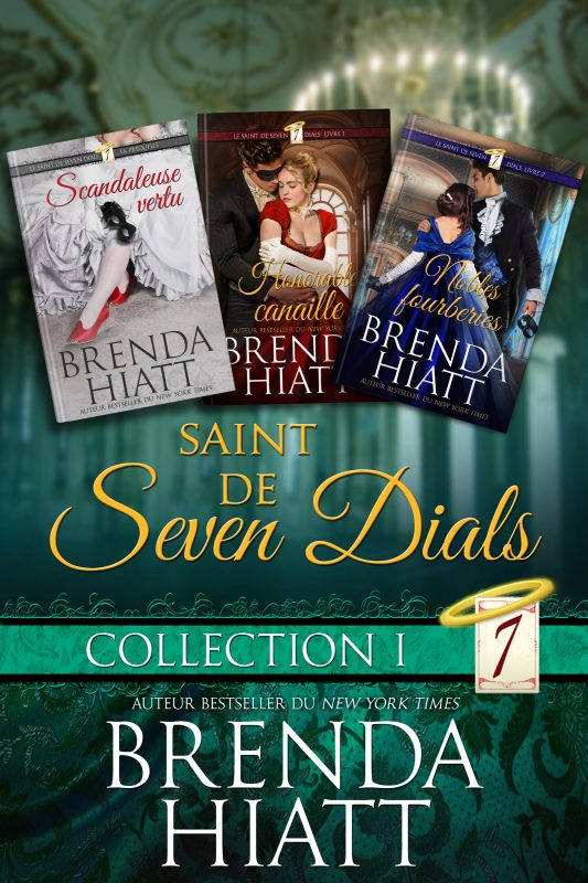 Le Saint de Seven Dials Collection 1