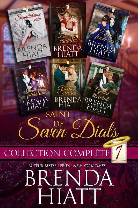 Le Saint de Seven Dials Collection complète