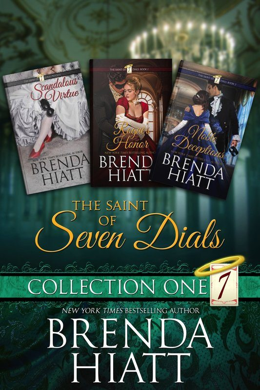 The Saint of Seven Dials Collection Two